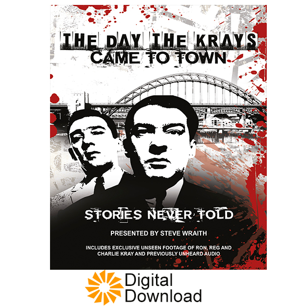 The Day The Krays Came To Town (Streaming)