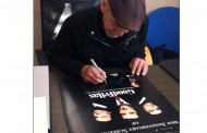 Henry Hill Hand Signed Goodfella's Poster