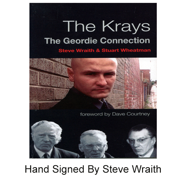 The Krays The Geordie Connection – Paperback