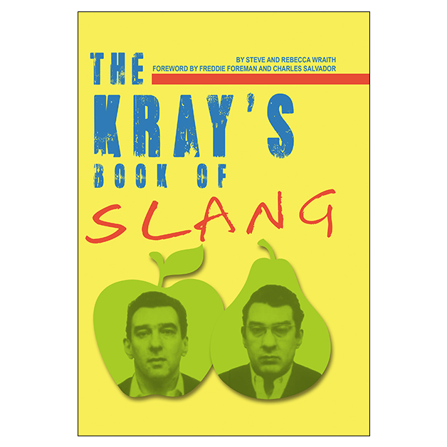 The Kray's Book Of Slang – Signed by Charles Salvador